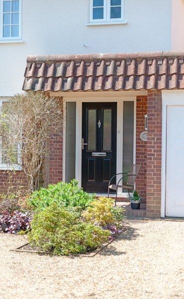 Composite Door installation in Surrey