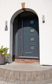 Composite Door installation in Kingston