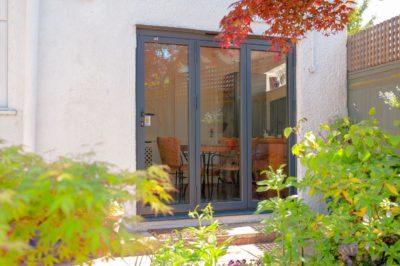 External Bifolding Door