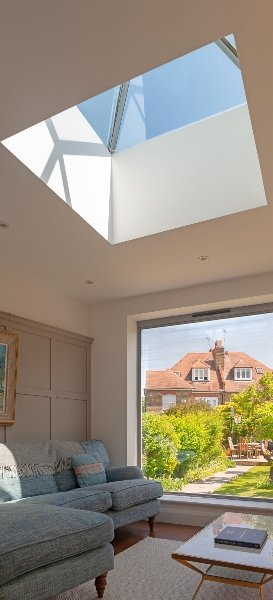 Roof Lantern Installation Surrey