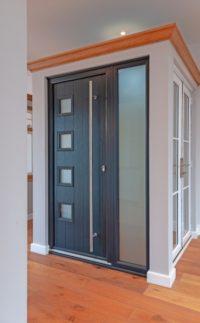 Composite Door installation in Oxshott