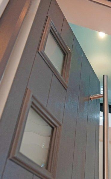 Composite Door installation in Tadworth