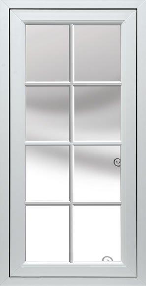 Flush Sash Window