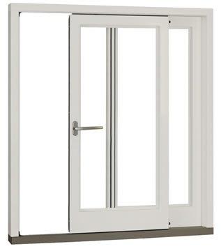 Sliding Timber Patio Doors
